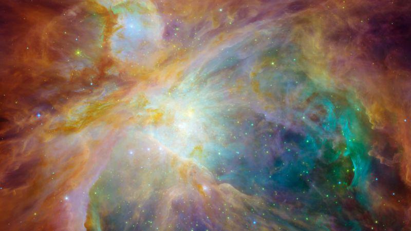 Orion Nebula, Astronomy, 5K, Wallpaper