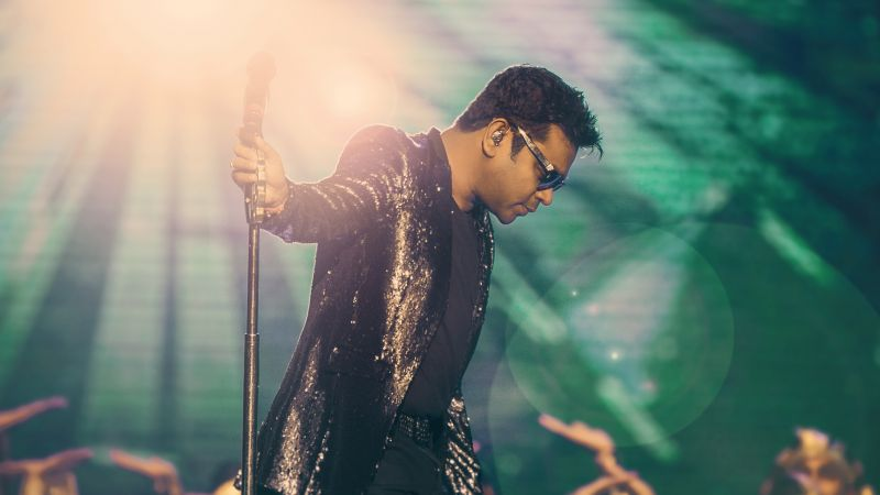 AR Rahman, Indian composer, Academy Award Winner, Popular musician, 5K, Wallpaper