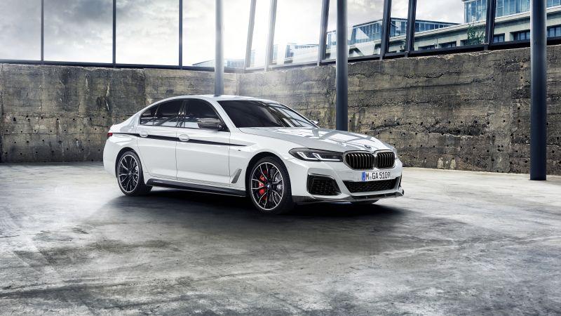 BMW 540i M Performance, 2020, 5K, Wallpaper