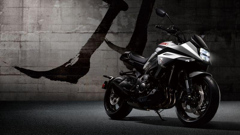 Suzuki GSX-S1000S Katana, 5K, Wallpaper