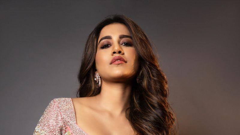 Nabha Natesh, Indian actress, Telugu Actress, Wallpaper