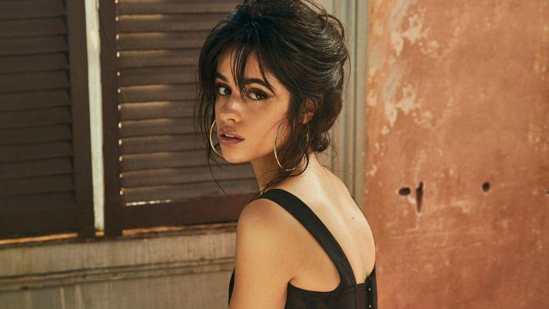 Camila Cabello, American singer, Pop singer, 5K, Wallpaper