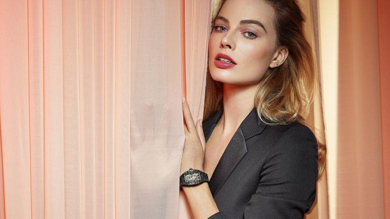 Margot Robbie, American actress, Wallpaper