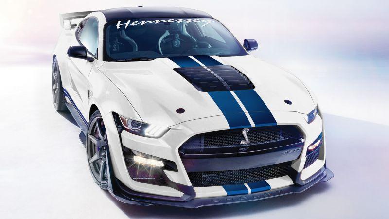 Hennessey GT500 Venom 1000, 2020, 5K, Wallpaper