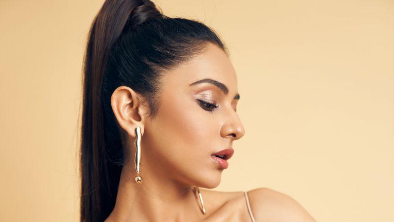 Rakul Preet Singh, Indian actress, Photoshoot, Wallpaper