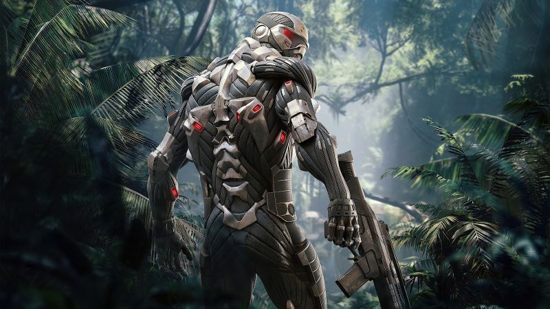 Crysis, Remastered, Nomad, 2020 Games, Nintendo Switch, PlayStation 4, Xbox One, PC Games, PlayStation 3, Xbox 360, Wallpaper