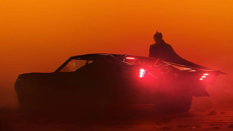 Batman, Blade Runner 2049, Wallpaper