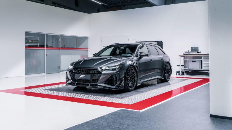 ABT Audi RS6-R, 2020, Wallpaper