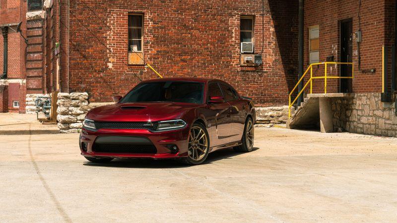 Dodge Charger, 5K, Wallpaper