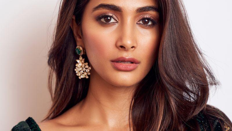 Pooja Hegde, Indian actress, Bollywood actress, Portrait, MAXIM, Wallpaper