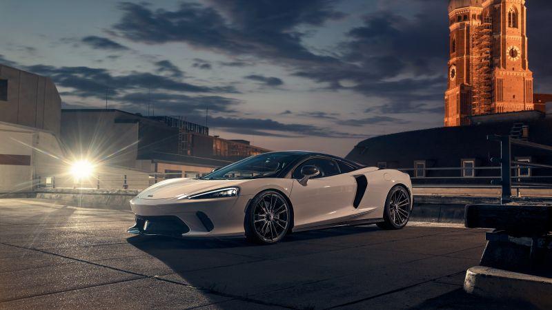 McLaren GT, Novitec, 2020, 5K, Wallpaper