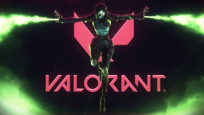 Viper, Valorant, PC Games, 2020 Games, Wallpaper