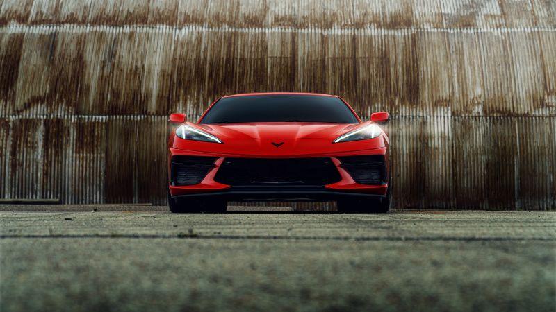 Chevrolet Corvette C8, 5K, Wallpaper