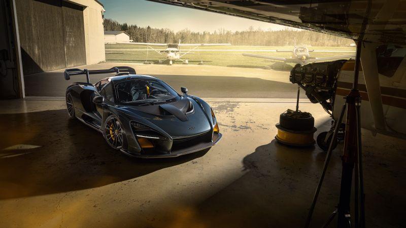 McLaren Senna, Novitec, 2020, 5K, 8K, Wallpaper