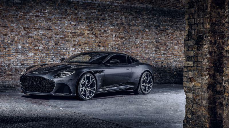 Aston Martin DBS Superleggera 007 Edition, 2020, 5K, Wallpaper
