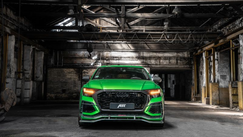 Audi RSQ8-R, ABT, 2020, Wallpaper