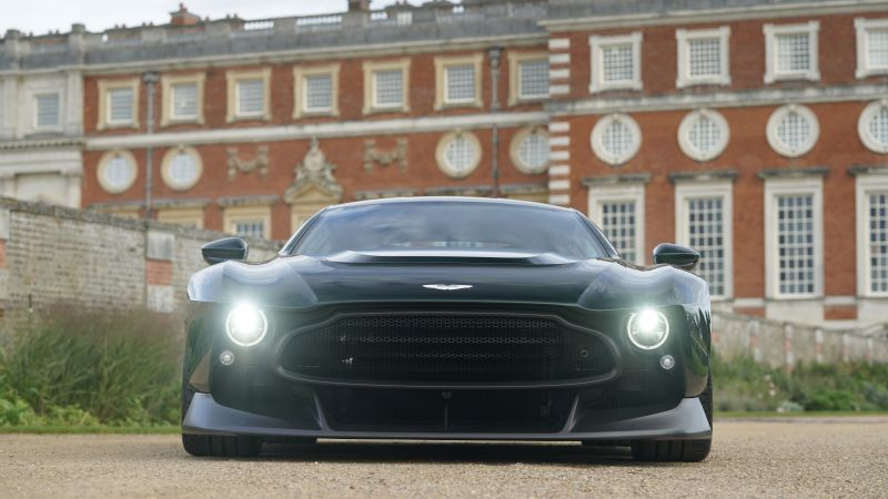 Aston Martin Victor, Hypercars, Supercars, 2020, 5K, Wallpaper