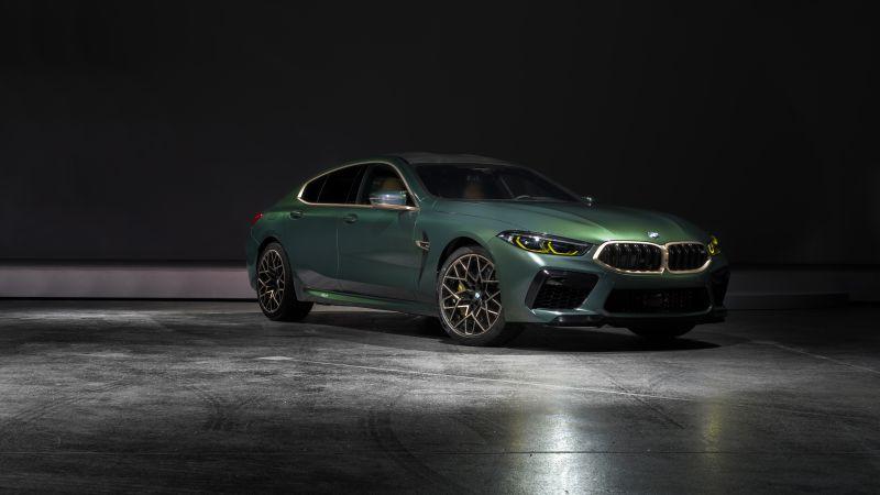 BMW M8 Gran Coupé First Edition, 2020, 5K, 8K, Wallpaper