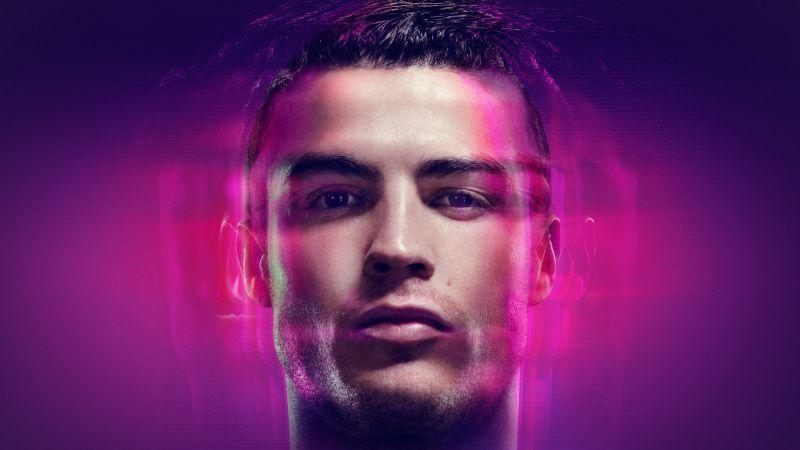 Cristiano Ronaldo, Portuguese footballer, Wallpaper