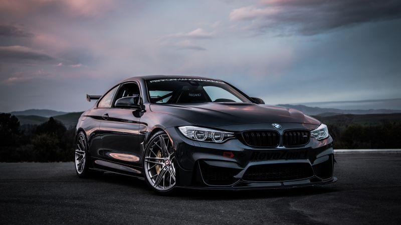 BMW M4, Performance Technic, Custom tuning, Wallpaper