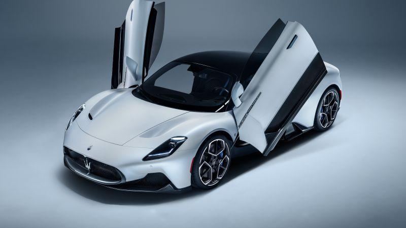 Maserati MC20, Sports cars, 2021, 5K, Wallpaper