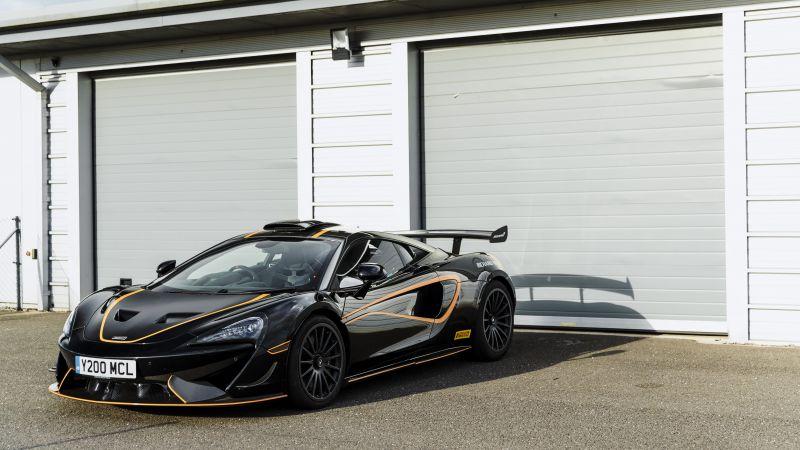McLaren 620R, Sports cars, 2020, 5K, Wallpaper