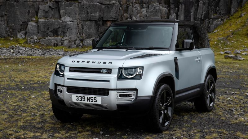 Land Rover Defender 90 SE Urban Pack, 2020, 5K, Wallpaper