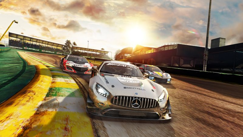 Project CARS 3, 2020 Games, PlayStation 4, Xbox One, PC Games, Wallpaper