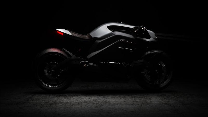 Arc Vector, Electric bikes, Futuristic, Modern, Dark background, Wallpaper