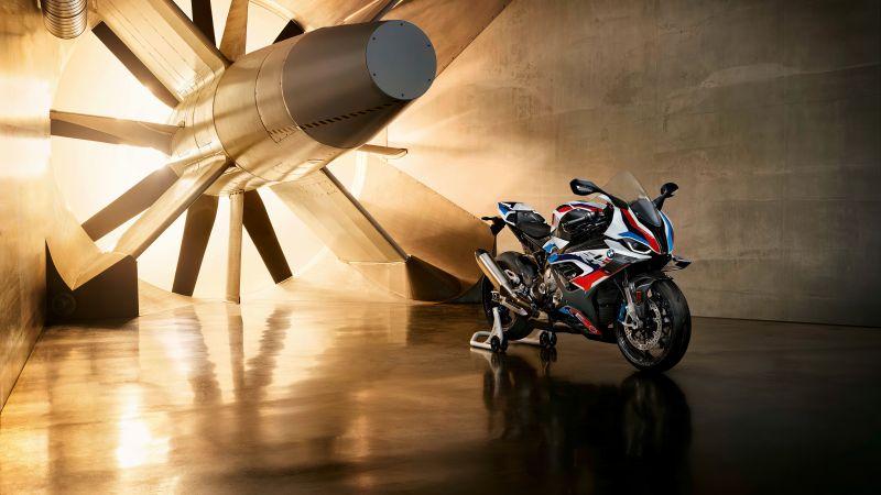 BMW M 1000 RR, Race bikes, 2021, 5K, Wallpaper