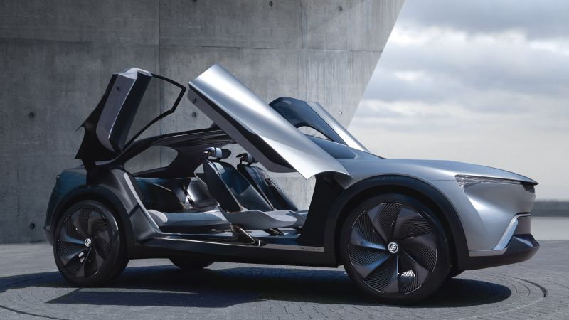 Buick Electra Concept, Electric cars, 2020, 5K, Wallpaper