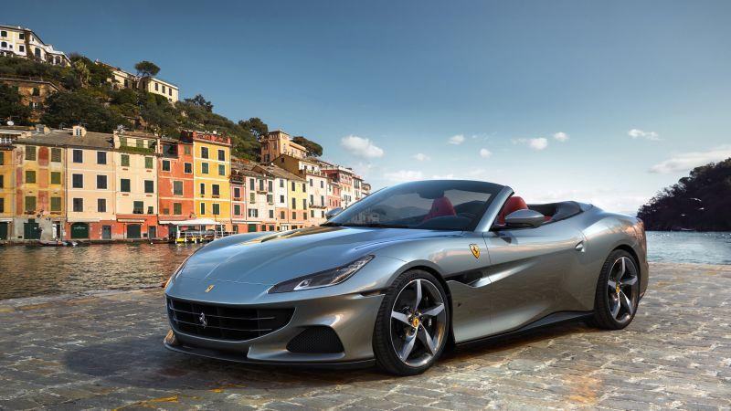 Ferrari Portofino M, 2021, 5K, Wallpaper