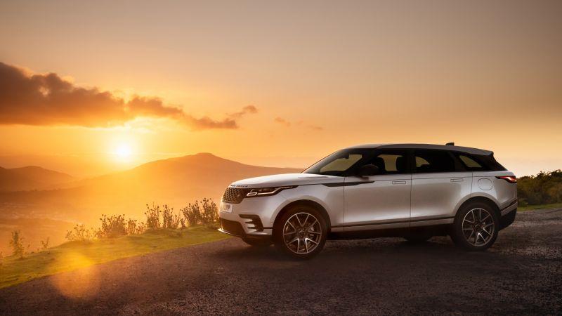 Range Rover Velar R-Dynamic, Luxury SUV, 2020, 5K, Wallpaper