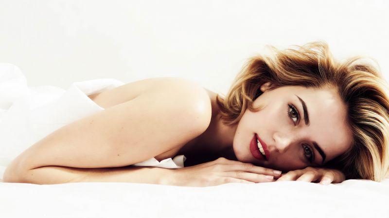 Ana de Armas, Beautiful actress, White background, 2020, Wallpaper