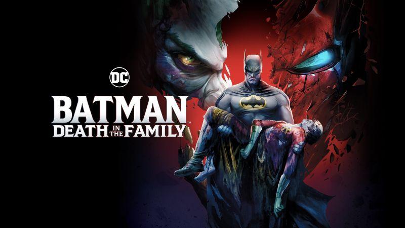 Batman: Death in the Family, Batman, Robin, Animation, DC Comics, 2020, Wallpaper