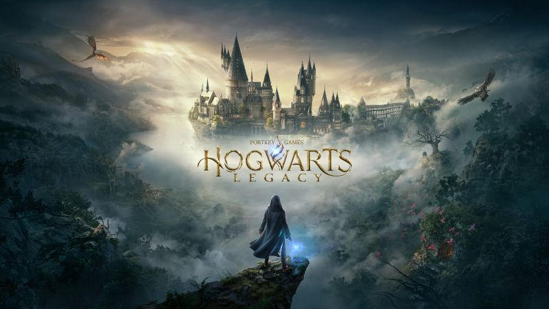 Hogwarts Legacy, PC Games, PlayStation 4, PlayStation 5, Xbox One, Xbox Series X/S, 2021 Games, 5K, Wallpaper