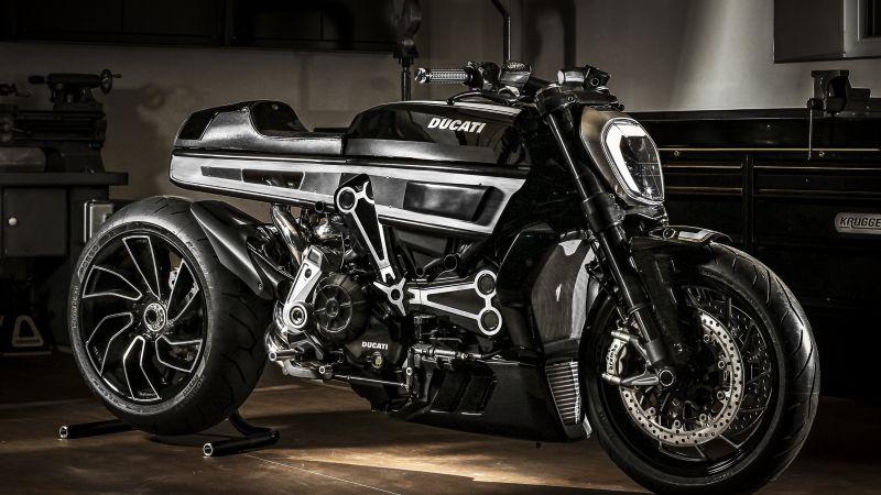 Ducati XDiavel, Cruiser motorcycle, Sports bikes, Wallpaper