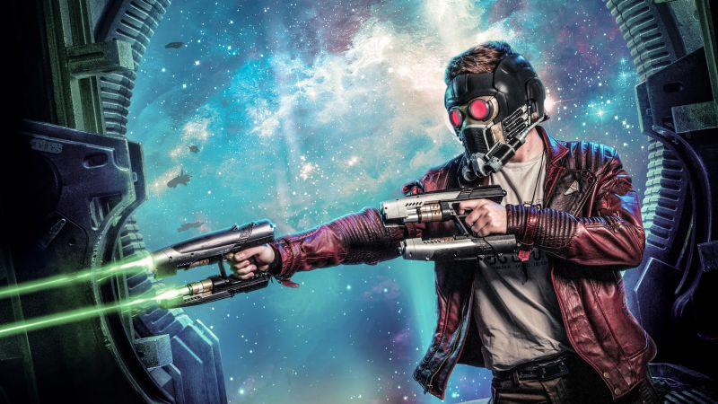 Star-Lord, Guardians of the Galaxy, Cosplay, Marvel Superheroes, Wallpaper