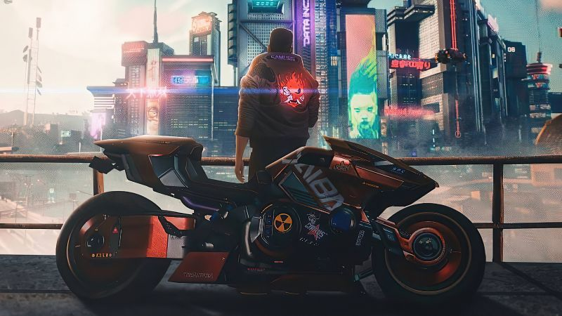 Cyberpunk 2077, Character V, PlayStation 5, Xbox Series X and Series S, Google Stadia, Xbox One, PC Games, 2020 Games, Wallpaper