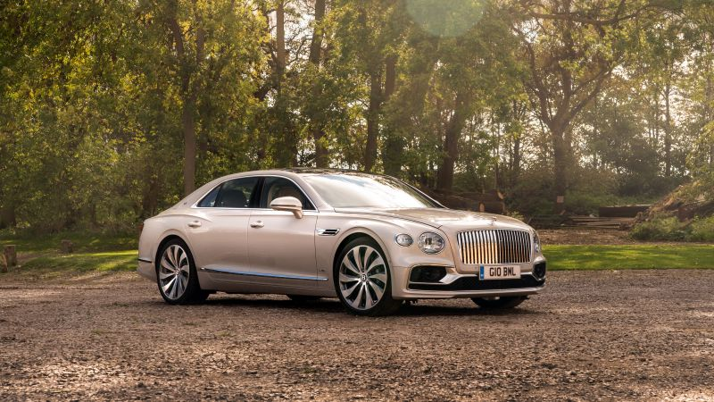 Bentley Flying Spur First Edition, 2020, 5K, Wallpaper
