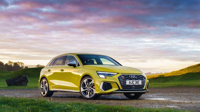 Audi S3 Sportback, 2020, 5K, Wallpaper