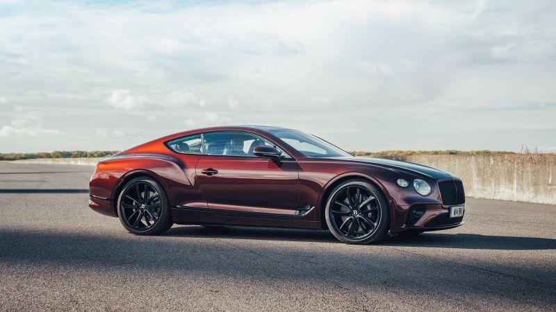 Bentley Continental GT, 5K, Wallpaper