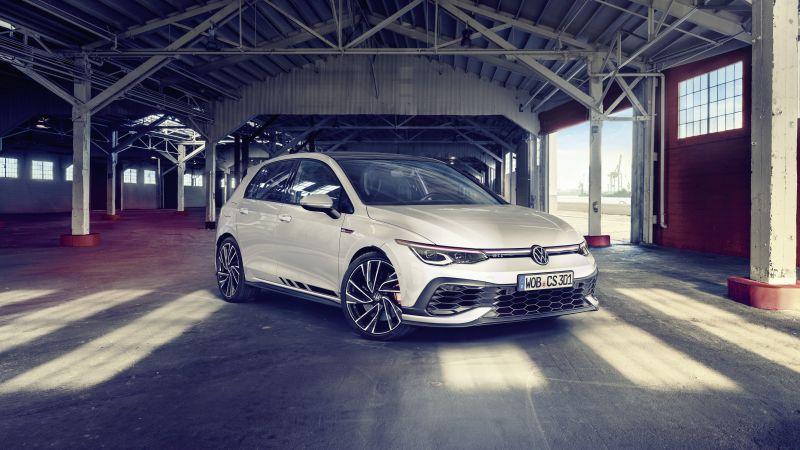 Volkswagen Golf GTI Clubsport, 2020, 5K, Wallpaper