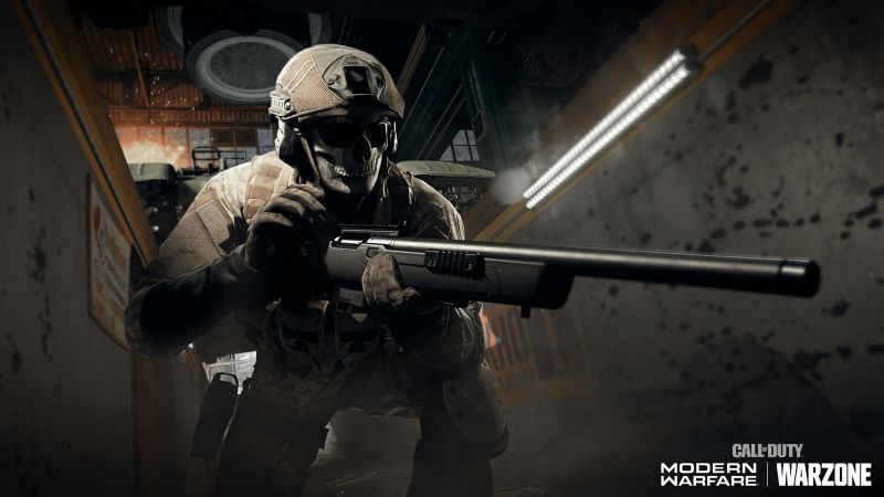 Call of Duty: Modern Warfare, Call of Duty Warzone, Online games, PlayStation 4, Xbox One, PC Games, Wallpaper