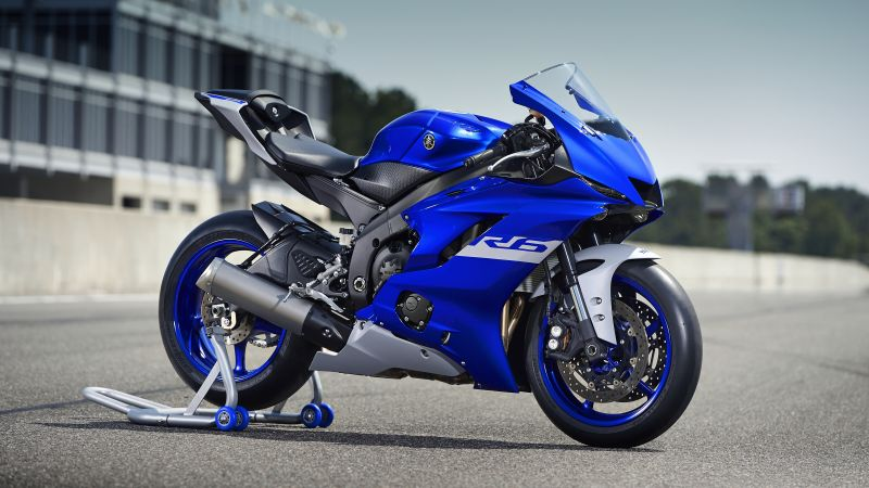 Yamaha YZF600R, Sports bikes, 2020, Wallpaper