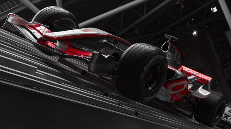 McLaren Mercedes MP4-21, Formula One cars, F1 Cars, 5K, Wallpaper