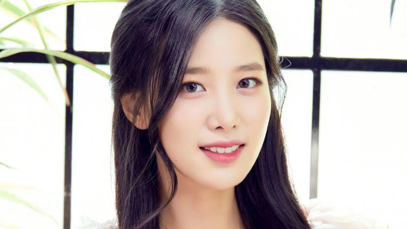 Johyun, Berry Good, Korean singer, K-Pop singer, South Korean, Beautiful, Asian Girl, 5K, Wallpaper