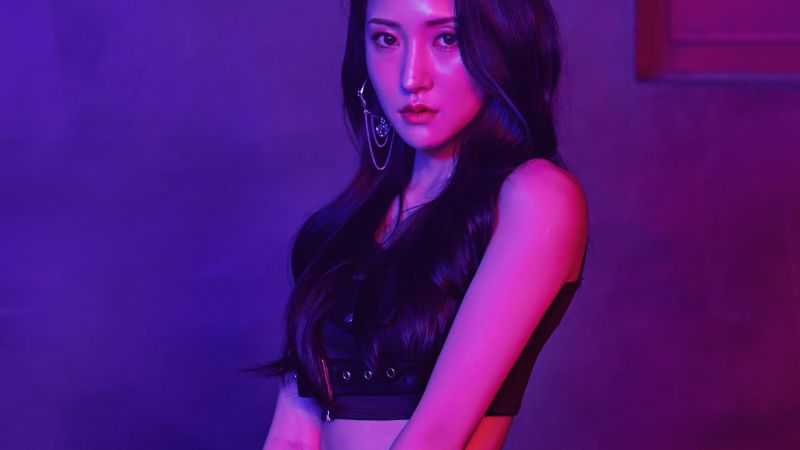 On, Blastar, K-Pop singer, Korean singer, Asian, South Korean, Neon, Wallpaper