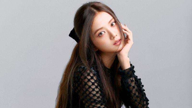 Jisoo, Blackpink, Korean singer, Asian Girl, South Korean, K-Pop singer, Wallpaper