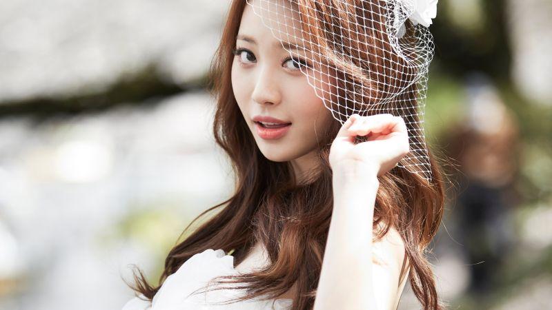 Yura, Korean singer, K-Pop singer, Actress, Asian Girl, South Korean, Wallpaper